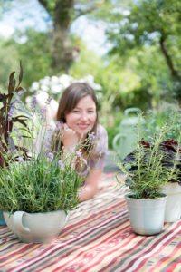 Les plantes vivaces en pot